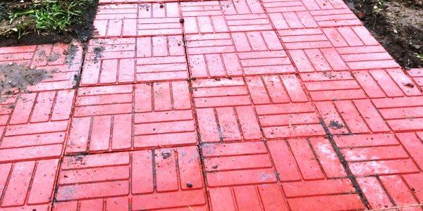 Тротуарная плитка Пермь